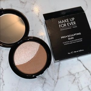 01 Pro Sculpting Duo Make Up For Ever